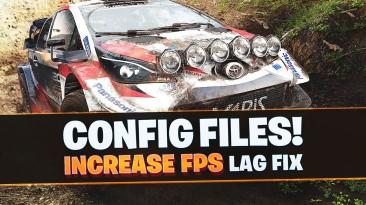 """WRC 9 """"Оптимизация для слабых ПК"""""""