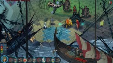 Первые 25 минут Banner Saga 2 от IGN