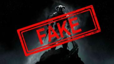 Новость о специальной версии Skyrim для PS5 признали фальшивкой