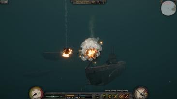 Симулятор военной подводной лодки - PlayWay показала первый трейлер Uboat Commander