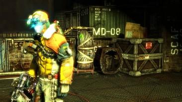 "Dead Space 3 ""Улучшение графики SweetFX"""