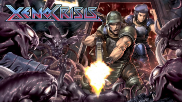Xeno Crisis - очередная ретро игра из тысячи - [Субъективное мнение]