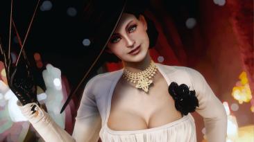 Мод Леди Димитреску для Fallout 4 переносит популярную женщину-вампира из Resident Evil Village в Содружество