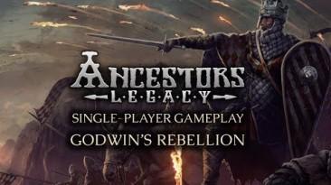 Геймплей за англосаксов в Ancestors Legacy