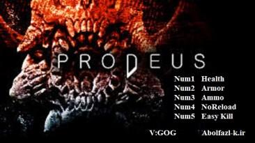 Prodeus: Трейнер/Trainer (+5) [Latest GoG] {Abolfazl.k}