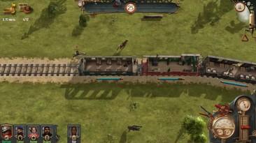 Bounty Train #09 - Немного побочных заданий
