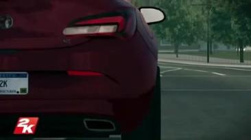 """2K Drive """"Трейлер British Car Update"""""""