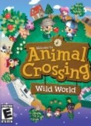 Обложка игры Animal Crossing: Wild World