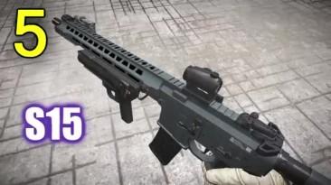 Black Squad - Топ 5 Штурмовых винтовок
