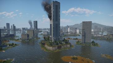 """Новая локация """"Затонувший Город"""" скоро в War Thunder"""