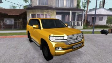 "Grand Theft Auto San Andreas ""Toyota LC200"""