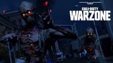 В Call of Duty: Warzone могут вернуть зомби