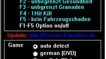 Conflict: Denied Ops: Трейнер(+5)[1.0 Eng,Ger]