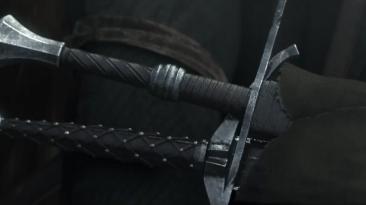 """Witcher 3: Wild Hunt """"Руны и Масла на Мечах для мода - """"Убивая Чудовищ + Снаряжение Плотвы"""""""""""