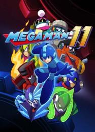 Обложка игры Mega Man 11