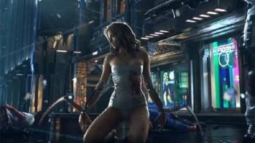 Заявление о краже файлов Cyberpunk 2077 всего лишь реклама?
