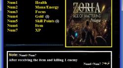 Zoria: Age of Shattering Prologue: Трейнер/Trainer (+7) [1.0] {Abolfazl.k}
