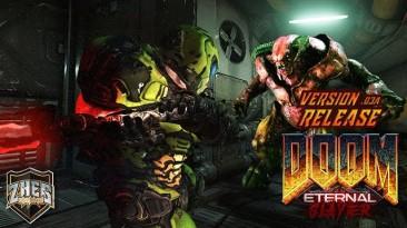 Doom: Eternal Slayer версии 0.3a теперь доступен для скачивания