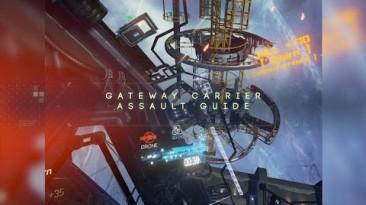 EVE: Valkyrie - Видеоруководство по режиму Gateway Carrier Assault