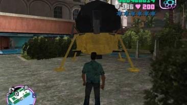 "Grand Theft Auto: Vice City ""Lunar Lander"""