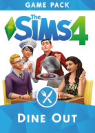 Sims 4: The restaurant
