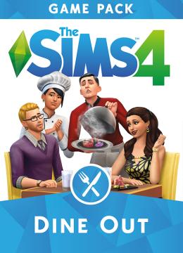 Sims 4: The Restaurant