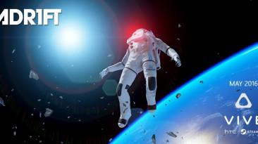 Виртуальный космос: ADR1FT получит поддержку контроллеров Vive
