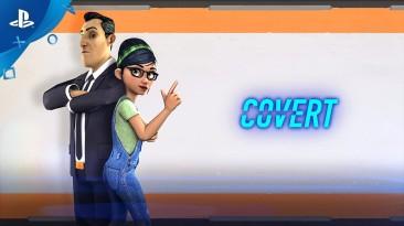 Возьми друга на серию ограблений в Covert для PSVR
