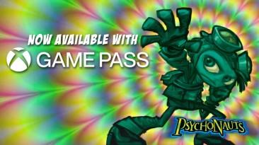 Psychonauts доступна по подписке Xbox Game Pass