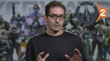 Геймеры переживают за проект Overwatch 2 из-за ухода директора игры