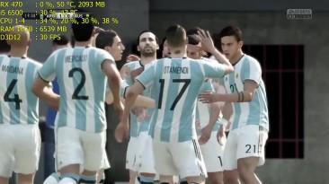 FIFA 18 - RX 470 - i5 6500