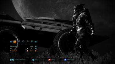 Mass Effect: Legendary Edition будет иметь фоторежим