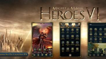 "Might & Magic: Heroes 6 ""HD - ""тема для ANDROID"""""