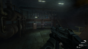 """F.E.A.R. 3 """"ReShade 0.16.0 SweetFX 2.0"""""""