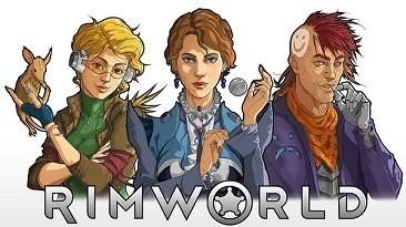 Релиз шедевральной RimWorld
