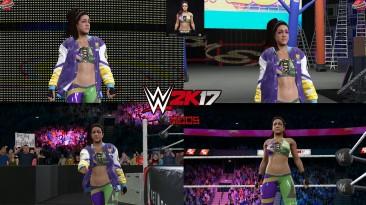 "WWE 2K17 ""Bayley (Лицевая анимация) WWE 2K19 Порт мод"""