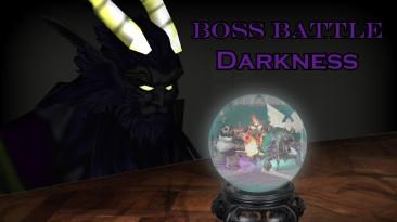 """Warcraft 3 """"Boss Battle Darkness"""""""