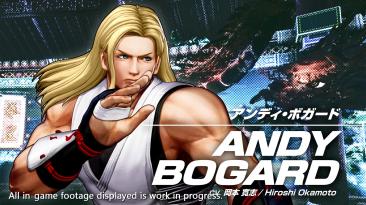 The King of Fighters XV представляет Энди Богарда с новым трейлером и скриншотами