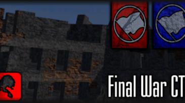 "Serious Sam HD: The Second Encounter ""Final War CTF - Финальная война CTF"""