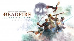 Бокс-арт Pillars of Eternity II: Deadfire Ultimate Edition для Nintendo Switch
