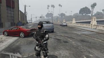 """GTA 5 """"Swat Officer"""""""
