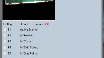 Dead State: Трейнер/Trainer (+6) [1.0.0.0280] {MrAntiFun}