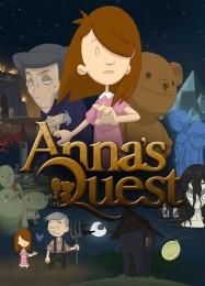 Обложка игры Anna's Quest