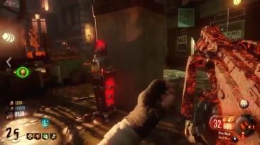 Black Ops 3 - Zombies Shadows of Evil - Как получить мечи (Easter Egg Step)