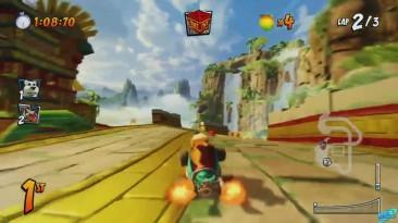 Crash Team Racing Nitro-Fueled - Все боссы и концовка