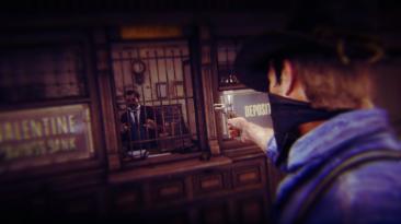 """Red Dead Redemption 2 """"Ограбление банков"""""""