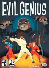 Обложка игры Evil Genius