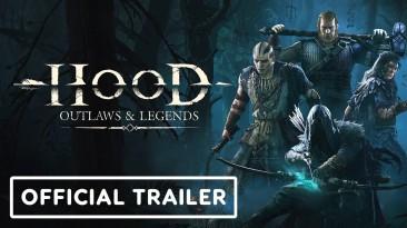 Видео об охотнице - одном из классов в Hood: Outlaws & Legends