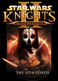 Обложка игры Star Wars: Knights of the Old Republic 2 - The Sith Lords