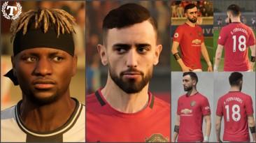 "FIFA 20 ""Mini Facepack by wichanwoo"""